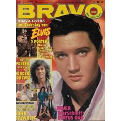 BRAVO Nr.33 / 10 August 1978 - Zum Todestag von Elvis