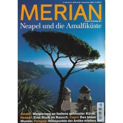 MERIAN Neapel & die Amalfiküste 9/55 September 2002