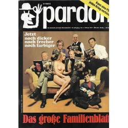 pardon Heft 2 / Februar 1971 - Das große Familienblatt