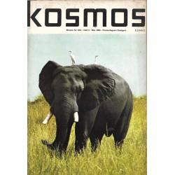 KOSMOS Heft 5 Mai 1964 - Afrikanischer Elefant