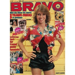 BRAVO Nr.17 / 17 April 1980 - Kristy McNichol