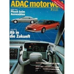 ADAC Motorwelt Heft.7 /...