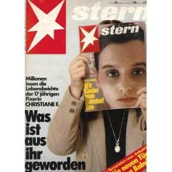 stern Heft Nr.20 / 10 Mai 1979 - Was ist aus ihr geworden