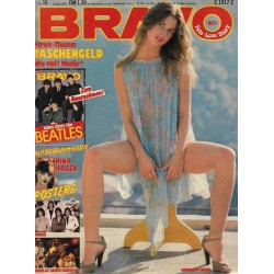 BRAVO Nr.16 / 10 April 1980 - Nastassia Kinski