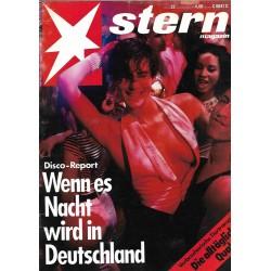 stern Heft Nr.22 / 23 Mai 1991- Disco Report