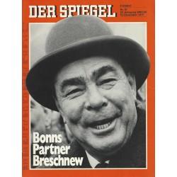 Der Spiegel Nr.51 / 13 Dezember 1971 - Bonns Partner Breschnew