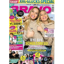 BRAVO Nr.9 / 12 April 2017 - Lisa & Lena