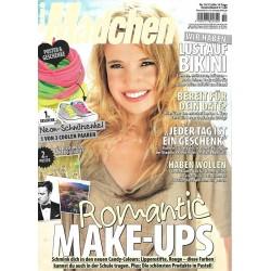 Mädchen Nr.10 / Oktober 2013- Romantic Make-Ups