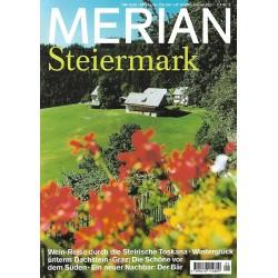 MERIAN Steiermark 1/54 Januar 2001