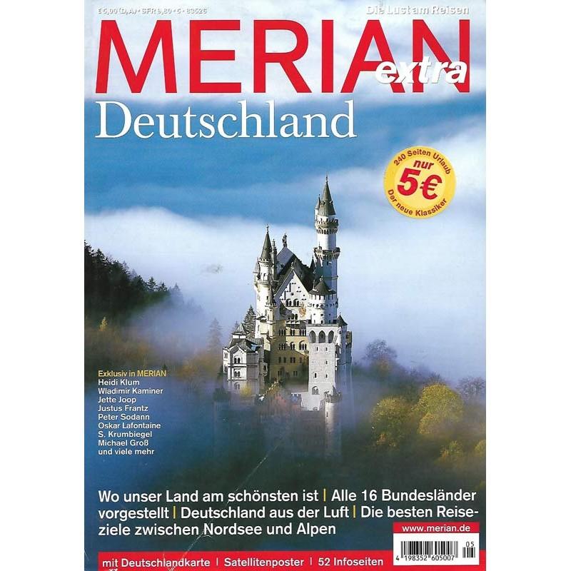 MERIAN Deutschland Nr.57 Dezember 2004