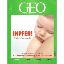 Geo Nr. 3 / März 2019 - Impfen! Oder etwa nicht?