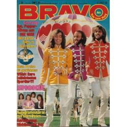 BRAVO Nr.50 / 7 Dezember 1978 - Album mit Bee Gees