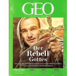 Geo Nr. 1 / Januar 2019 - Der Rebell Gottes