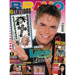 BRAVO Nr.42 / 12 Oktober 1995 - Lee ist euer Liebling!