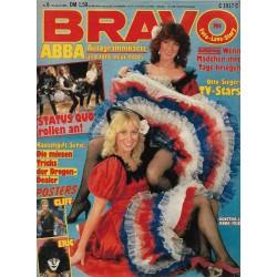 BRAVO Nr.6 / 29 Januar 1981 - Agnetha & Anna Frid