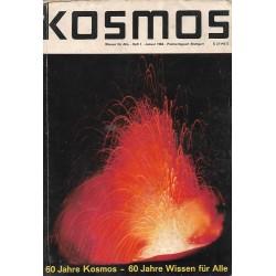 KOSMOS Heft 1 Januar 1964 - 60 Jahre Kosmos