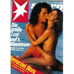 stern Heft Nr.16 / 10 April 1986 - Die große Lust aufs Abenteuer