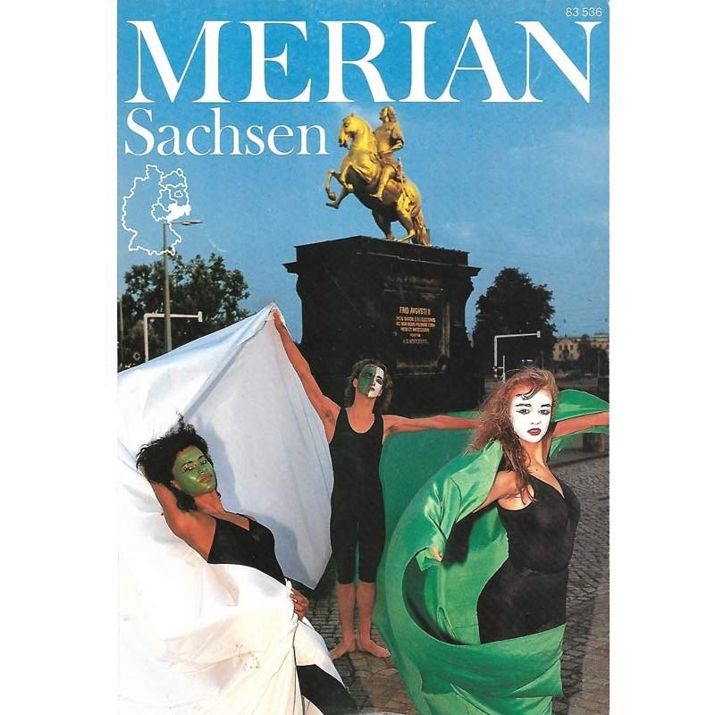 MERIAN Sachsen 11/43 November 1990