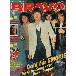 BRAVO Nr.4 / 18 Januar 1979 - Gold für Smokie