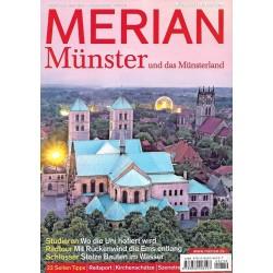 MERIAN Münster & das Münsterland 10/59 Oktober 2006