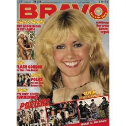 BRAVO Nr.7 / 5 Februar 1981 - Olivia hat tolle Neuigkeiten