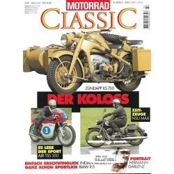 Motorrad Classic 3/97 - Mai/Juni 1997 - Der Koloss