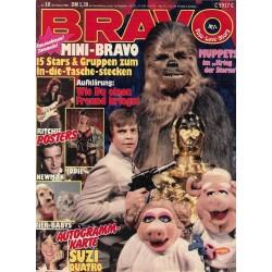 BRAVO Nr.10 / 28 Februar 1980 - Muppets im Krieg der Sterne