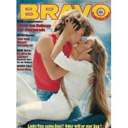 BRAVO Nr.42 / 7 Oktober 1976 - Liebt Tim seine Susi?