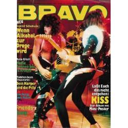 BRAVO Nr.29 / 8 Juli 1976 - Laßt euch das nicht entgehen: KISS