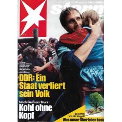 stern Heft Nr.35 / 24 August 1989 - DDR ein Staat verliert sein Volk