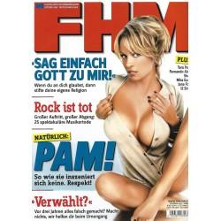 FHM Oktober 2005 - Pam!