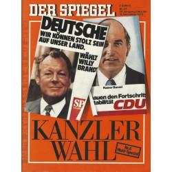 Der Spiegel Nr.47 / 13 November 1972 - Kanzler Wahl Nr.6 Speziel