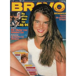 BRAVO Nr.12 / 12 März 1981 - Brooke Shields