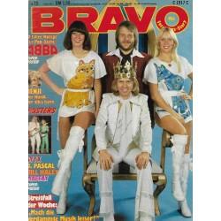 BRAVO Nr.15 / 2 April 1981 - 10 Jahre ABBA