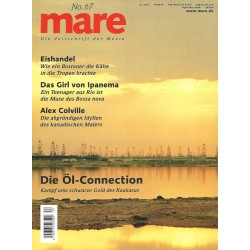 mare No.67 April / Mai 2008 Die Öl-Connection