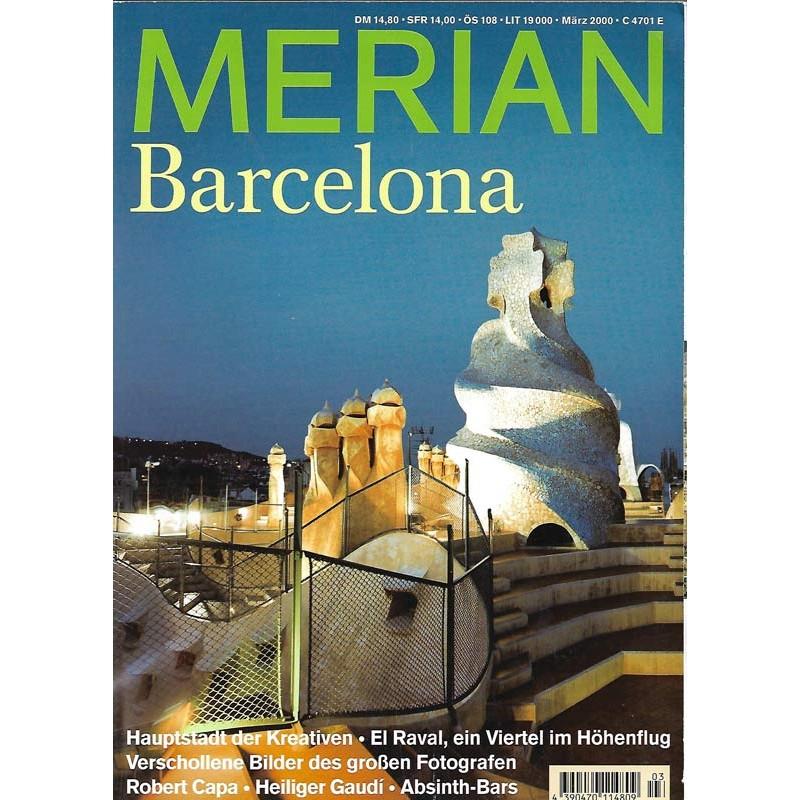 MERIAN Barcelona 03/53 März 2000