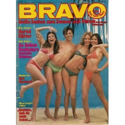 BRAVO Nr.15 / 1 April 1976 - Jede Menge Bademoden