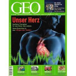 Geo Nr. 4 / April 2006 - Unser Herz