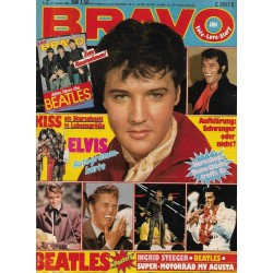 BRAVO Nr.2 / 31 Dezember 1980 - Elvis Presley
