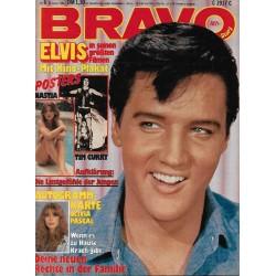 BRAVO Nr.6 / 31 Januar 1980 - Elvis in seinen größten Filmen