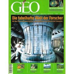 Geo Nr. 6 / Juni 2005 - Die fabelhafte Welt der Forscher