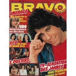 BRAVO Nr.22 / 23 Mai 1979 - John Travolta kommt