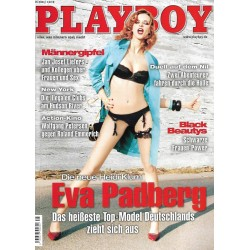 Playboy Nr.5 / Mai 2004 - Eva Padberg