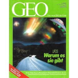 Geo Nr. 4 / April 1992 - UFOs, warum es sie gibt