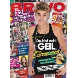 BRAVO Nr.16 / 10 April 2013 - Justin Bieber echt geil