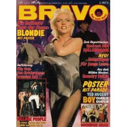 BRAVO Nr.23 / 31 Mai 1979 - Blondie, die heißeste Frau