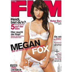 FHM November 2008 - Megan Fox