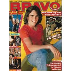 BRAVO Nr.23 / 27 Mai 1981 - Matt Dillon