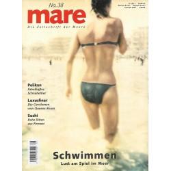 mare No.38 Juni/ Juli 2003 Schwimmen