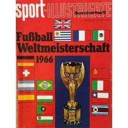 Sport Illustrierte 3 August 1966 - Fußball Weltmeisterschaft